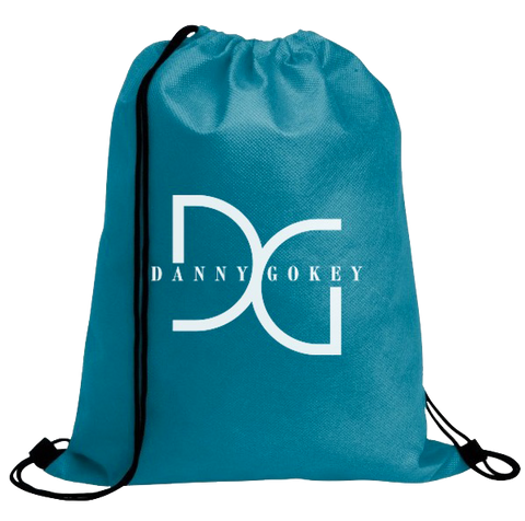 Drawstring Bag - Teal