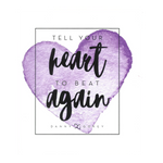 Tell Your Heart Poster