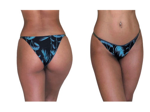 ARIA Reversible Cheeky String Bottoms