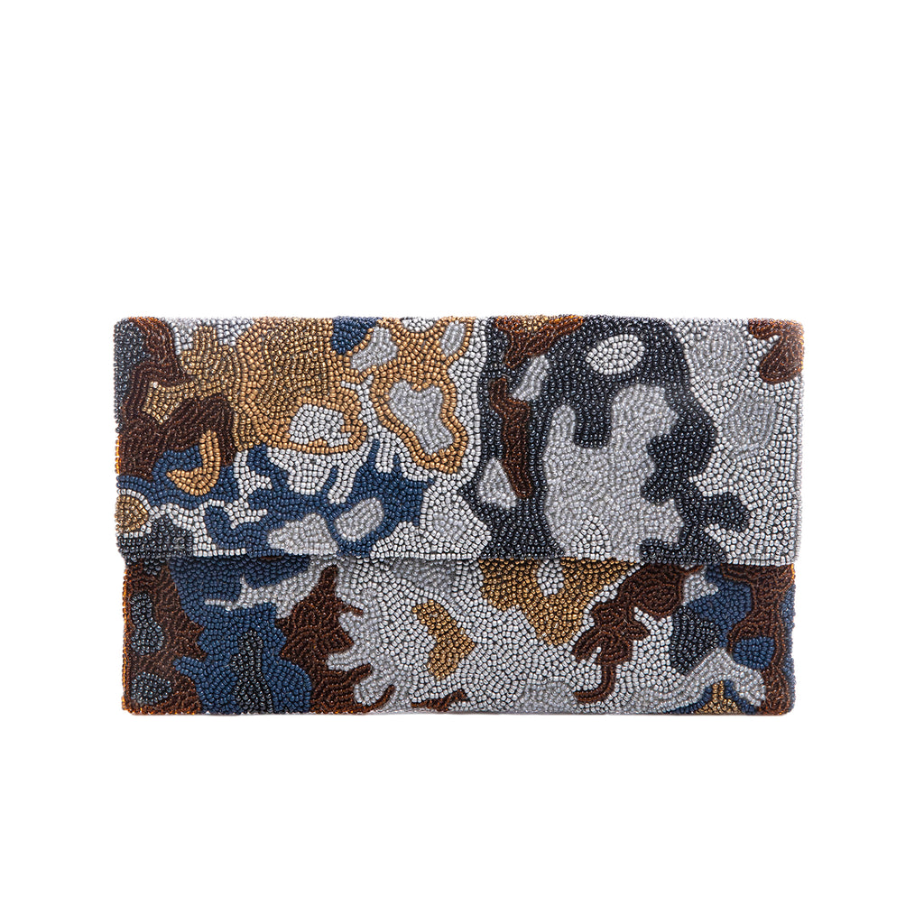 Camouflage Clutch - clutch-it-india