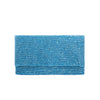 Dark Navy Solid Clutch - clutch-it-india