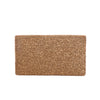 Gold Solid Clutch - clutch-it-india