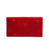 Red Loop Clutch - clutch-it-india