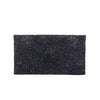 Black Loop Clutch - clutch-it-india