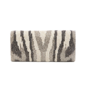 Gold and Silver Claw Clutch - clutch-it-india