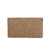 Pewter Solid Clutch - clutch-it-india