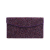 Black and Brown Mystical Clutch - clutch-it-india