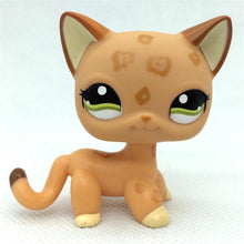 Load image into Gallery viewer, Pet Shop Toy Collection, Standing Cat' or Dog, Various Characters & Colors