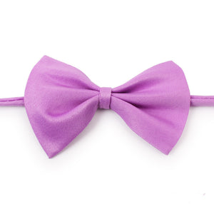 Adjustable Neck Strap Dog Bow Tie Pets, Breakaway, 100% Cotton, Various Colors, 1pc or 5pcs or 10pcs/Lot