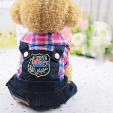 Load image into Gallery viewer, Dog Clothes, 100% Cotton, Various Designs & Colors, XS/S/M/L/XL, 1pc