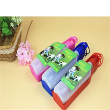Load image into Gallery viewer, Water Foldable Dispenser, Plastic,  4 Colors, 250ml or 500ml
