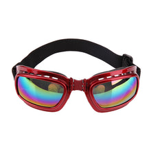 Load image into Gallery viewer, Pet Goggles Protection Eye Wear Goggles, Sun-resistant Windproof, Anti-Breaking,Various Colors, 1pc
