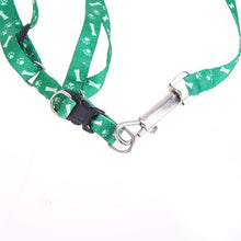 Load image into Gallery viewer, Safety Adjustable Colorful Nylon Pet Leash, 1pc, Various Colors