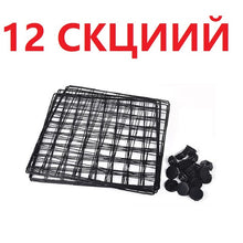 Load image into Gallery viewer, Small Animal Pet Fence, Temporary Confinement, Multi-Positions, Black, 1pc