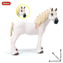 Load image into Gallery viewer, Original Forest Wild Horse Model, Action Figurine, 3 years old, Scale: 1/48
