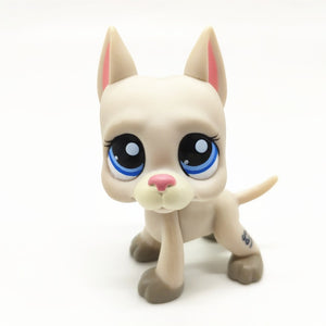 Pet Shop Toy Collection, Standing Cat' or Dog, Scale 1/60, Various Characters & Colors