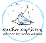 Creative Capricorn Artworks