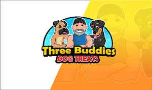 Three Buddies Healthy Dog Treats
