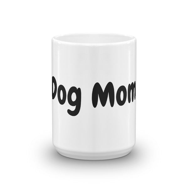 Dog Mom - Mug - Three Buddies Healthy Dog Treats
