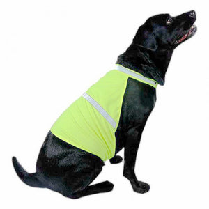 Night Reflective Pet Vest - Three Buddies Healthy Dog Treats