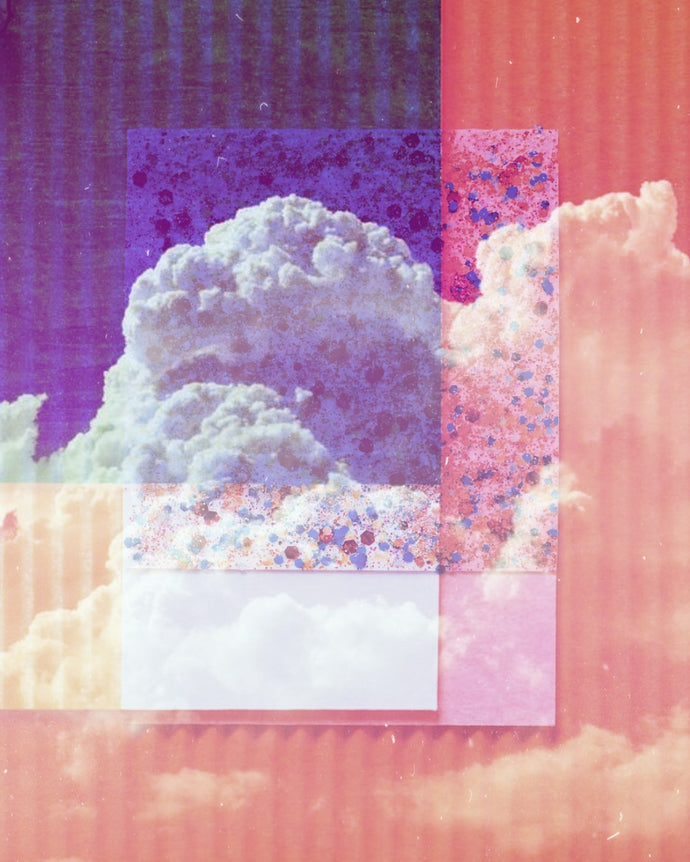 This little digital art piece brings fluffy, sunny vibes to your space, instantly! This is recommended for any grey office cubicle to maximise your day dreamin' experience! High-quality abstract print on stretched canvas. Ready to hang wall-art. Fluffy clouds, sunny, cheerful, pastel colors, day-light