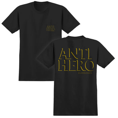 Anti Hero Drop Hero Pocket Tee Black