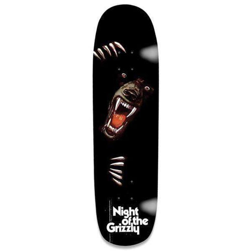 Grizzly Night Of The Grizzly Skateboard Deck 8.375''