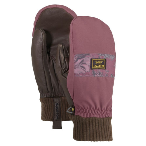 Burton Dam Rose Brown Mitt 2019