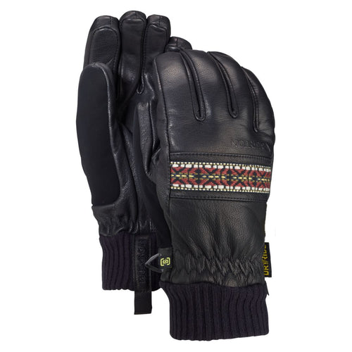 Burton Free Range True Black Womens Glove 2019