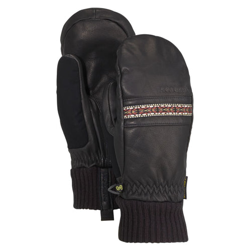 Burton Free Range True Black Womens Mitt 2019