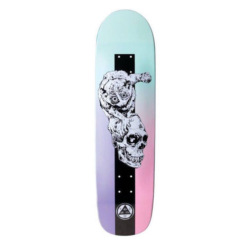 Welcome Loris Loughlin on Son Of Planchette Skateboard Deck 8.38""