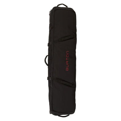 Burton Wheelie Locker Black Mansfield 156 Boardbag