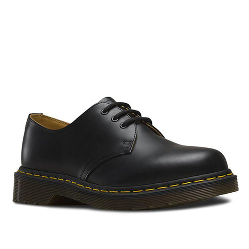 Doc Martens 1461 Black Smooth Shoes