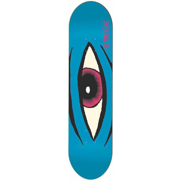 Toy Machine Sect Eye Skateboard Deck 7.875''