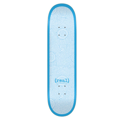 Real Flower Renewal Skateboard Deck 7.75''