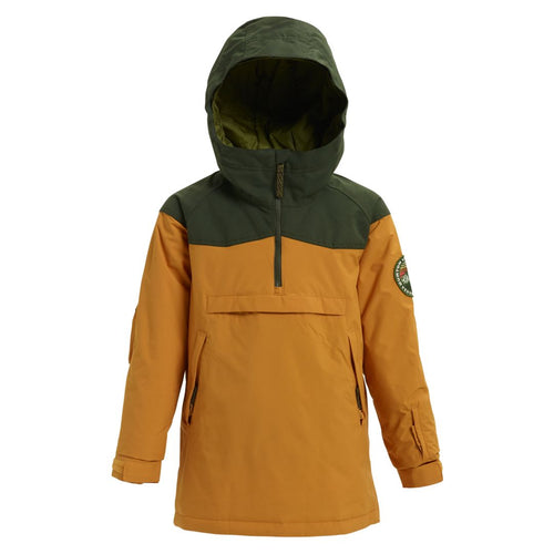 Burton Hightrack Anorak Squashed Jacket 2019