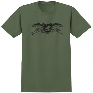 Anti Hero Basic Eagle Tee Military Green
