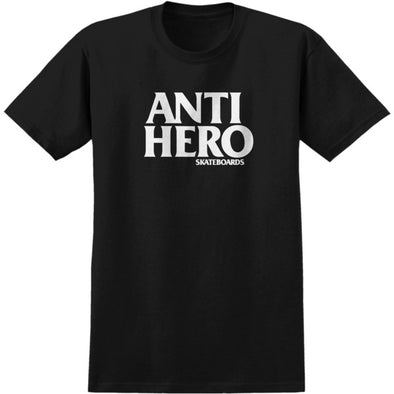Anti Hero Blackhero Tee Black