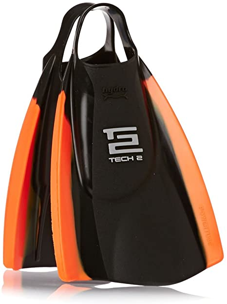 Hydro Tech 2 Fins Black/Orange