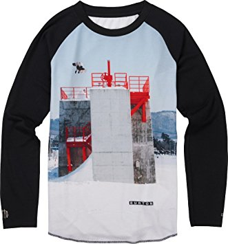 Burton Kids' Base Layer Tech Tee