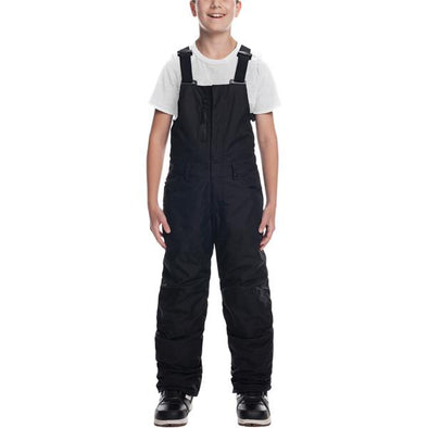 686 Sierra Insulated Black Bib Pant