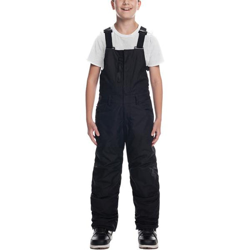686 Sierra Insulated Black Bib Pant 2019