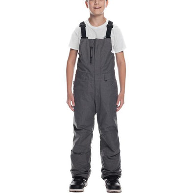 686 Sierra Insulated Grey Bib Pant 2019