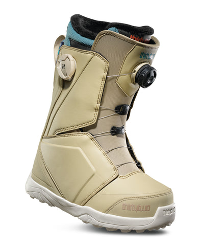 ThirtyTwo Lashed Double BOA Tan Snowboard Boots 2019