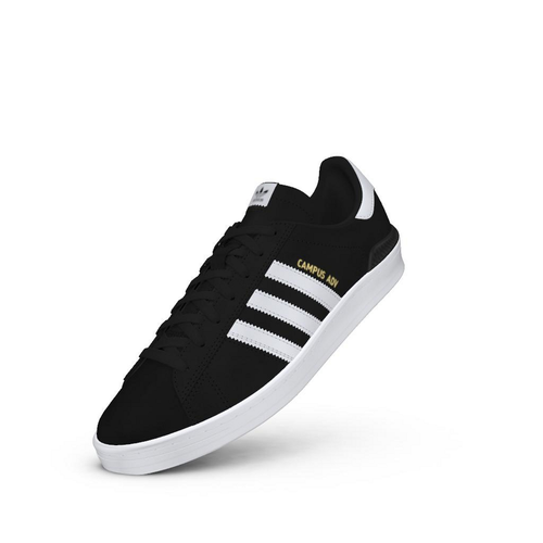 Adidas Campus Adv Black Skate Shoes