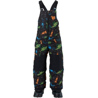 Burton Boys Minishred Maven Bib Pants 2019