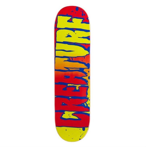 Creature Logo Fade Hard Rock Maple Skateboard Deck 8.375""