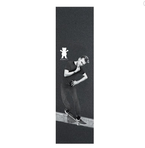 Grizzly X EBS Smith Grind Griptape