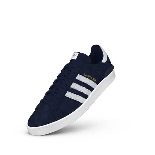 Adidas Campus Advanced Navy Skate Shoe