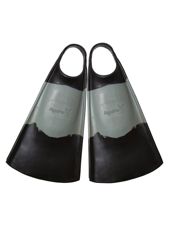 Hydro The OG Fins Black/Charcoal